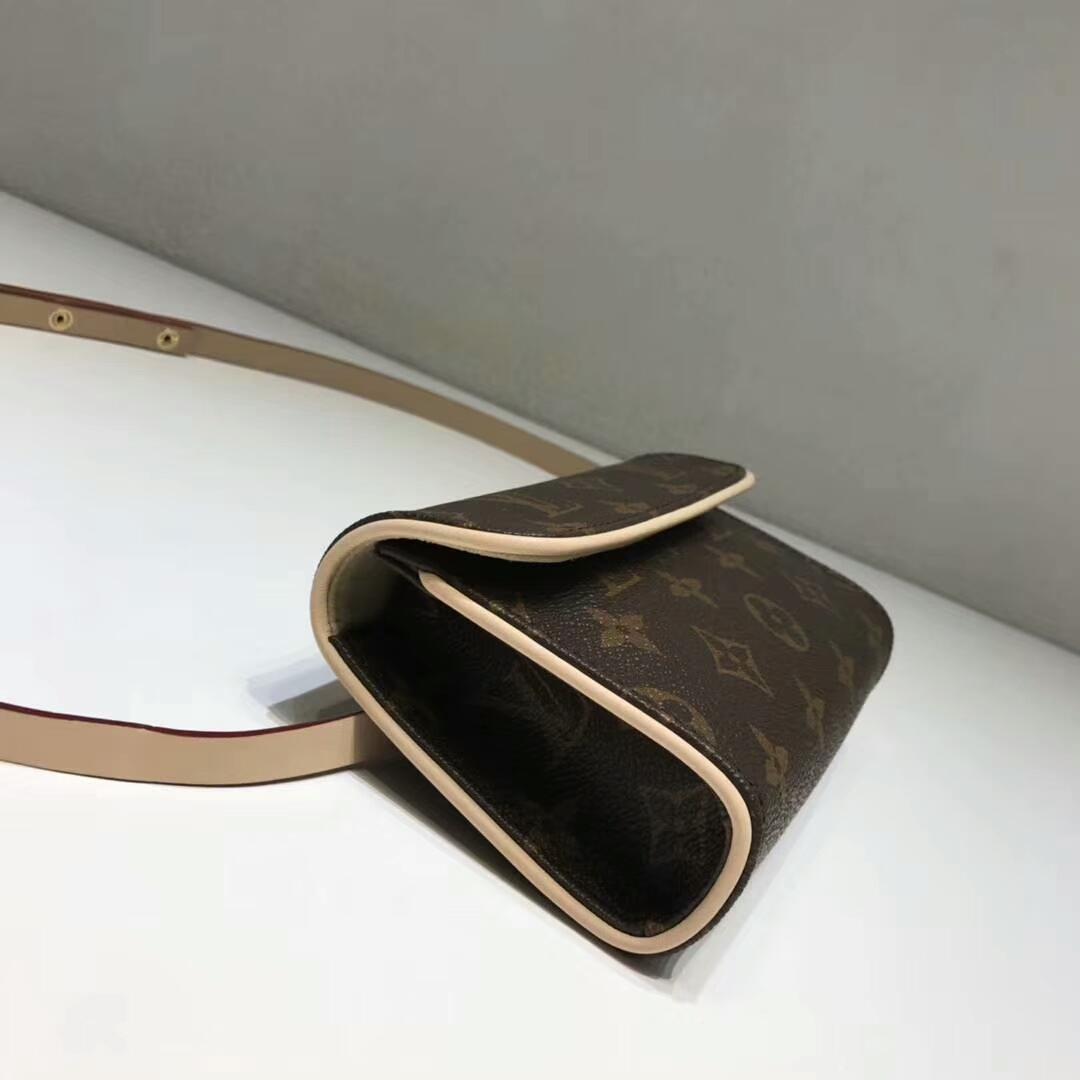 路易威登官网 LV复古小腰包小号40716 提升品位的小配饰