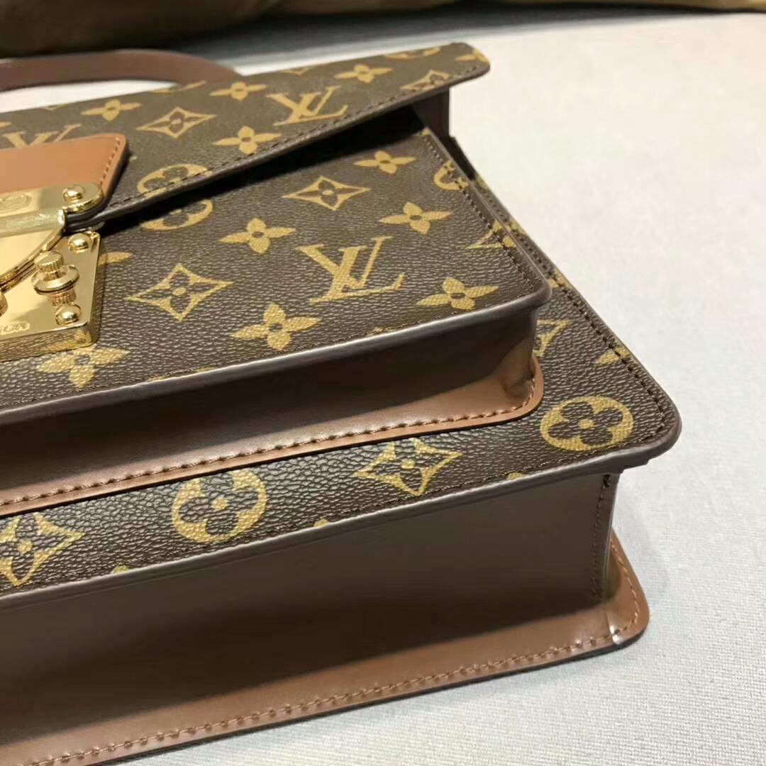 路易威登包包 百年经典公文邮差包40786 版型硬朗 男女通用