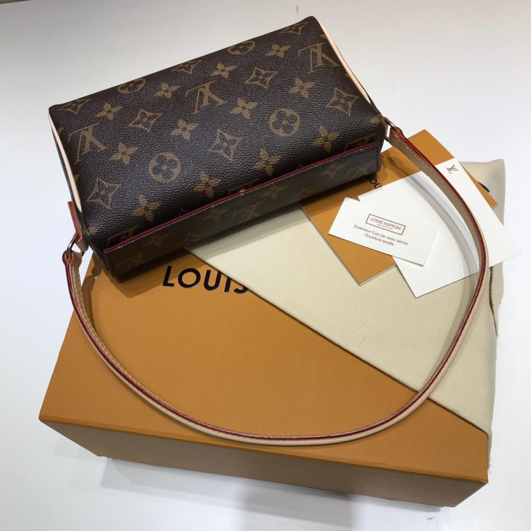 路易威登包包 全球限量中古小盒子41966 中古店热门款