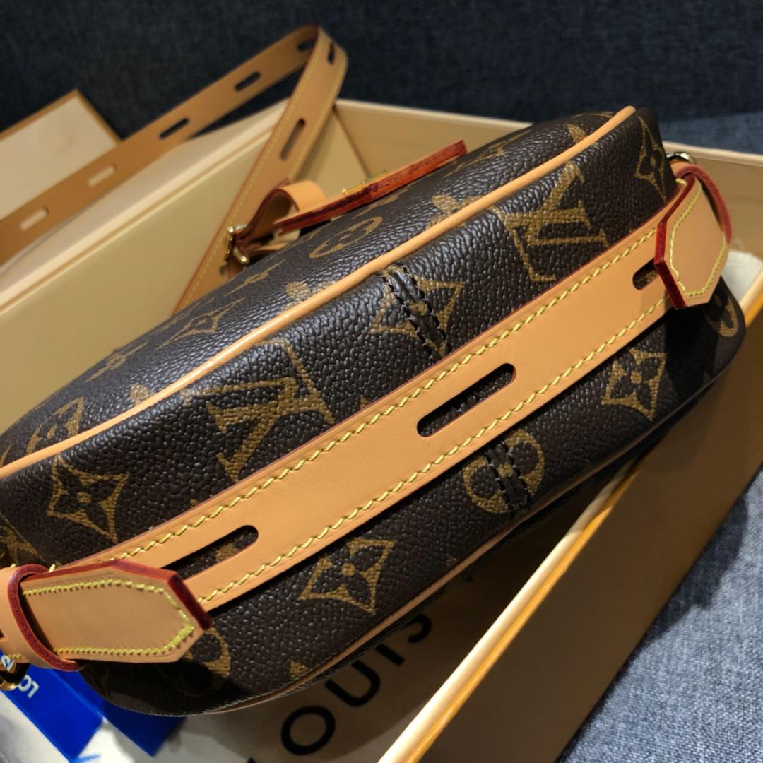 路易威登官网 全钢五金软圆盒子43512 贴身时尚