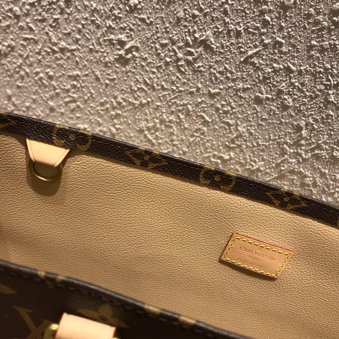路易威登官网 中古琴谱包62158 款式简单百搭 男女通用款