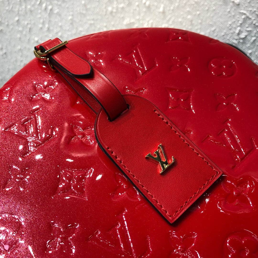 广州白云皮具城 漆皮系列盒子42512 超有品味 经典高级