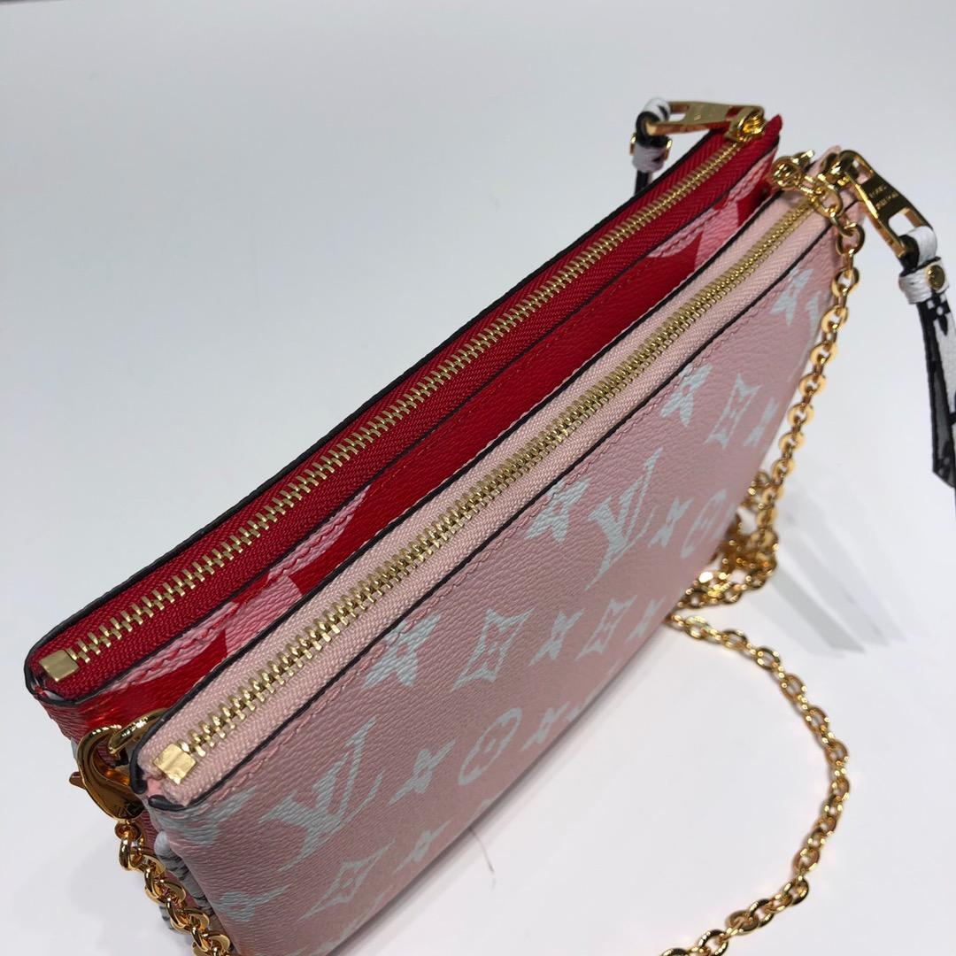 路易威登包包 彩色老花限量系列小包44424 经典大方 年轻可爱