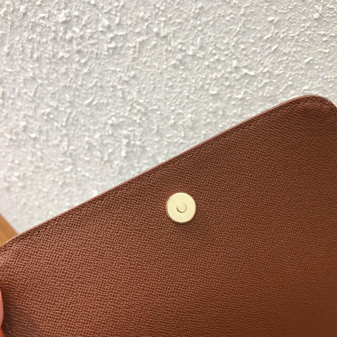 【¥780】路易威登官网 老花肩背款竖款王菲包45386 超百搭耐用 稀少的一款