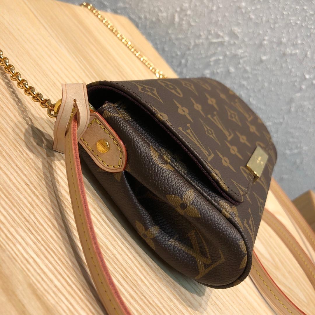 【¥630】LV包包 经典链条包小号40719 经典实用耐看