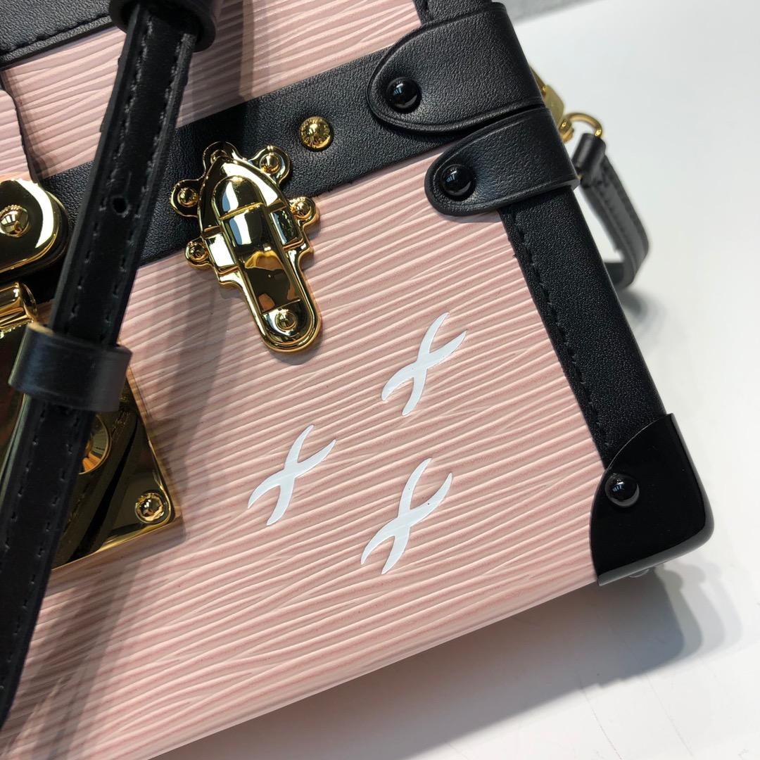 路易威登官网 粉色大号盒子44154 古董艺术 经典品味