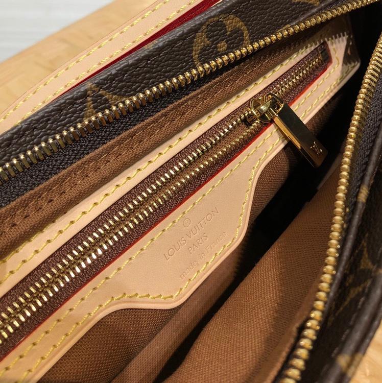 LV村上隆合作限量款小斜跨包50716 调皮可爱且独特的风格设计 绝版美物