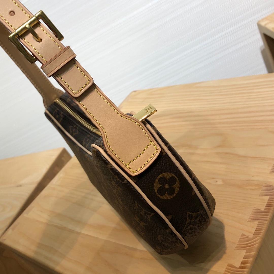 【¥850】路易威登包包 中古豌豆包44031 外表可爱 适合任何穿搭