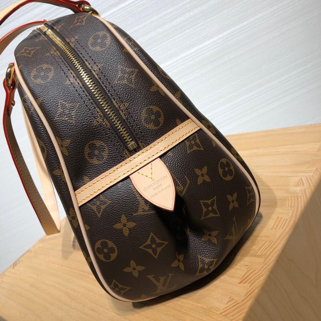 【¥850】LV包包 中古手提包45464 大容量实用性强