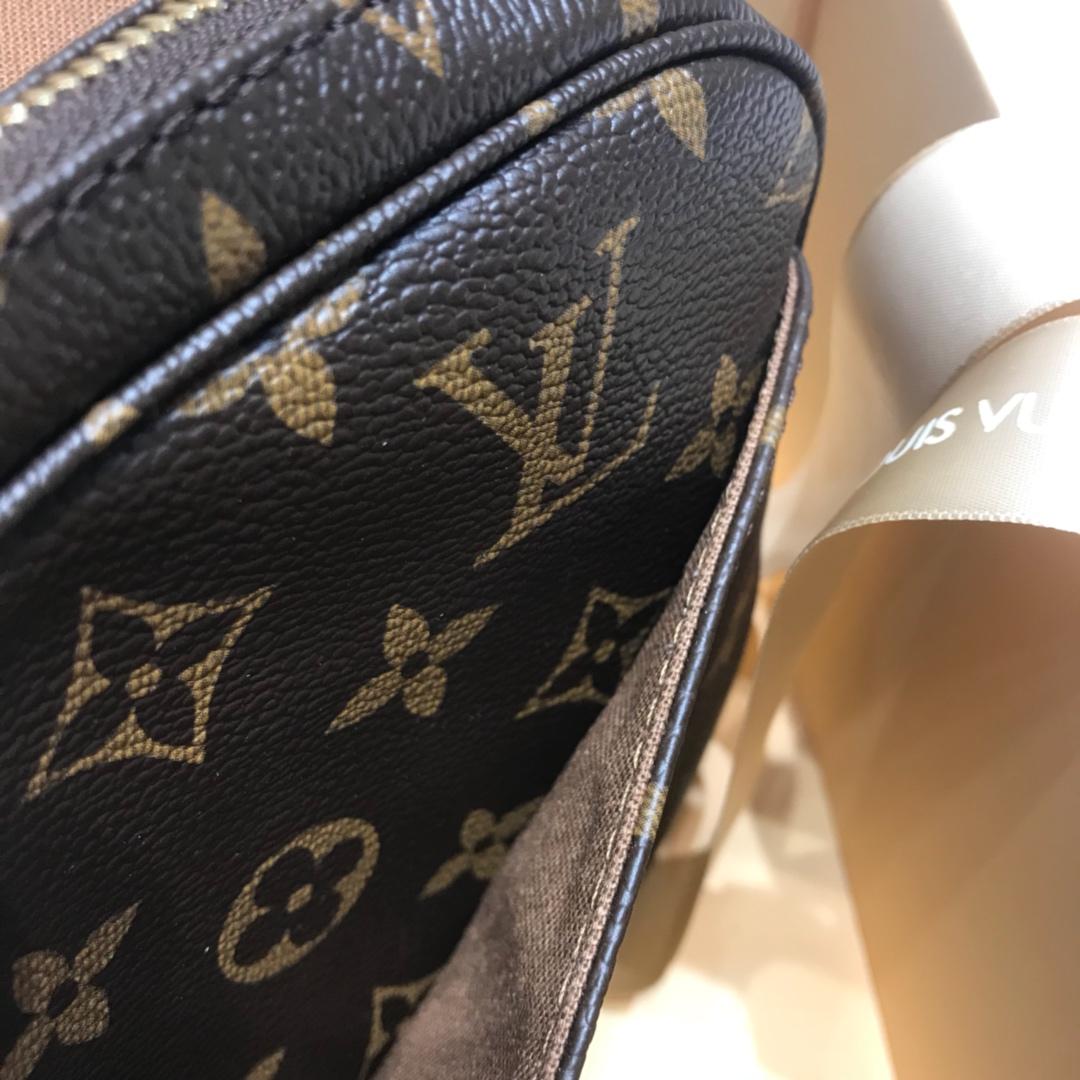 【¥680】路易威登官网 中古系列腰包41973 经典韵味