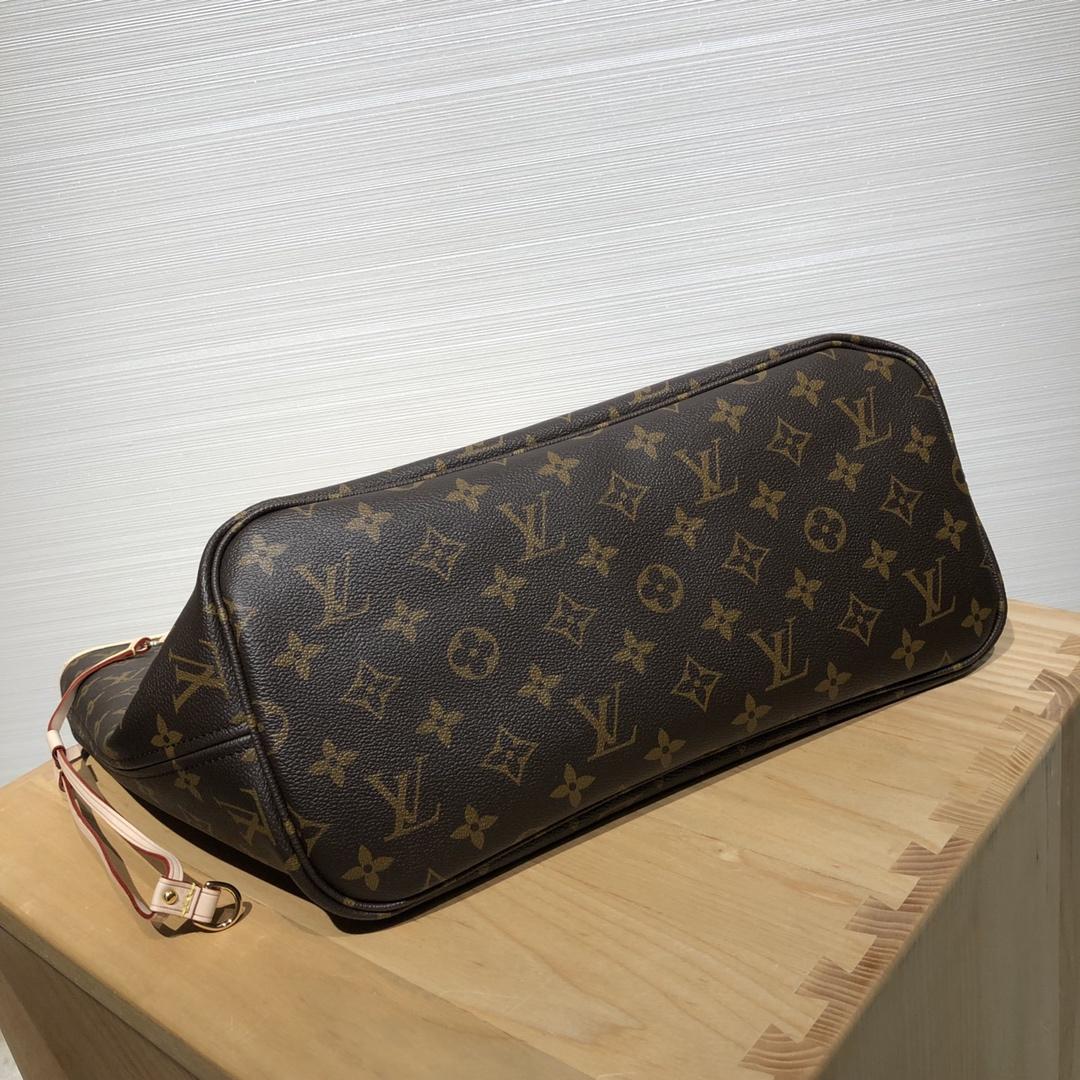 【¥980】广州包包批发 Neverfull购物袋40158 经典购物袋 大容量不娇气