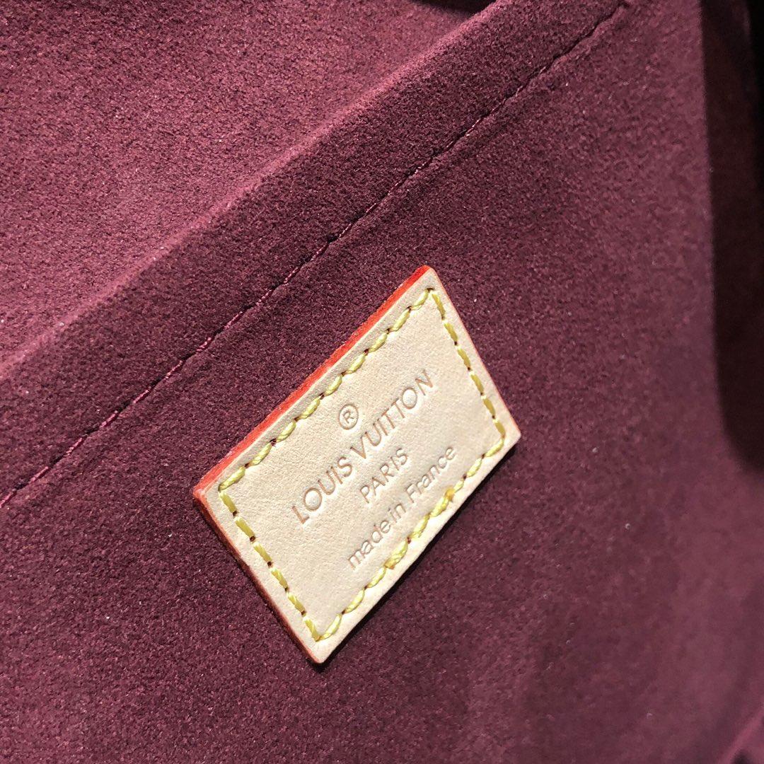 路易威登官网 经典Monogram背包43431 活到老背到老的经典