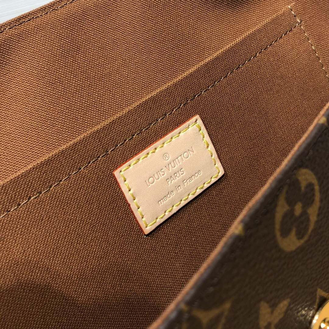 LV包包 中古罕见款公文书包45380 变形金刚 好看有型