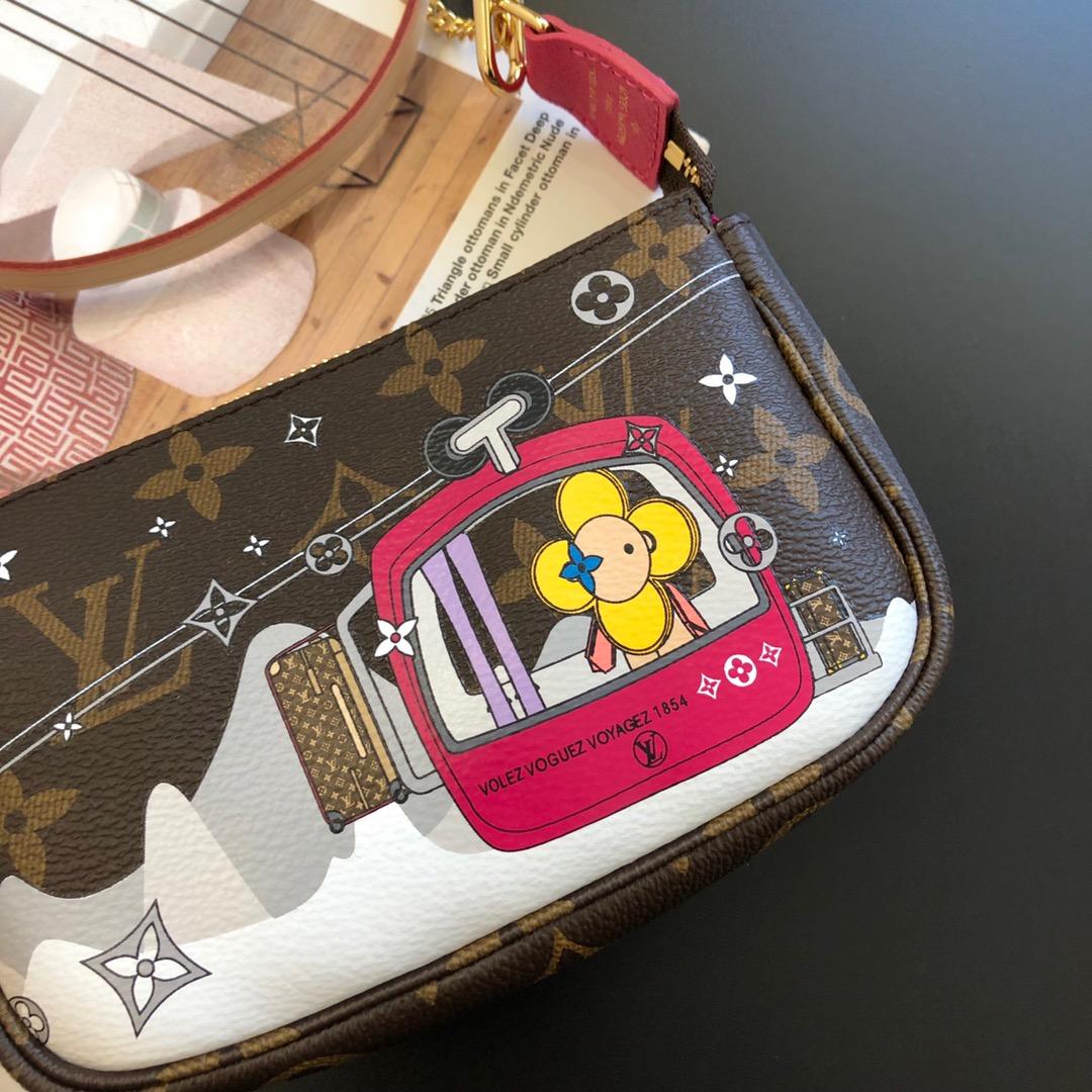 广州白云皮具城 2019圣诞系列51982 超强高萌预警 标志性卡通老花公仔