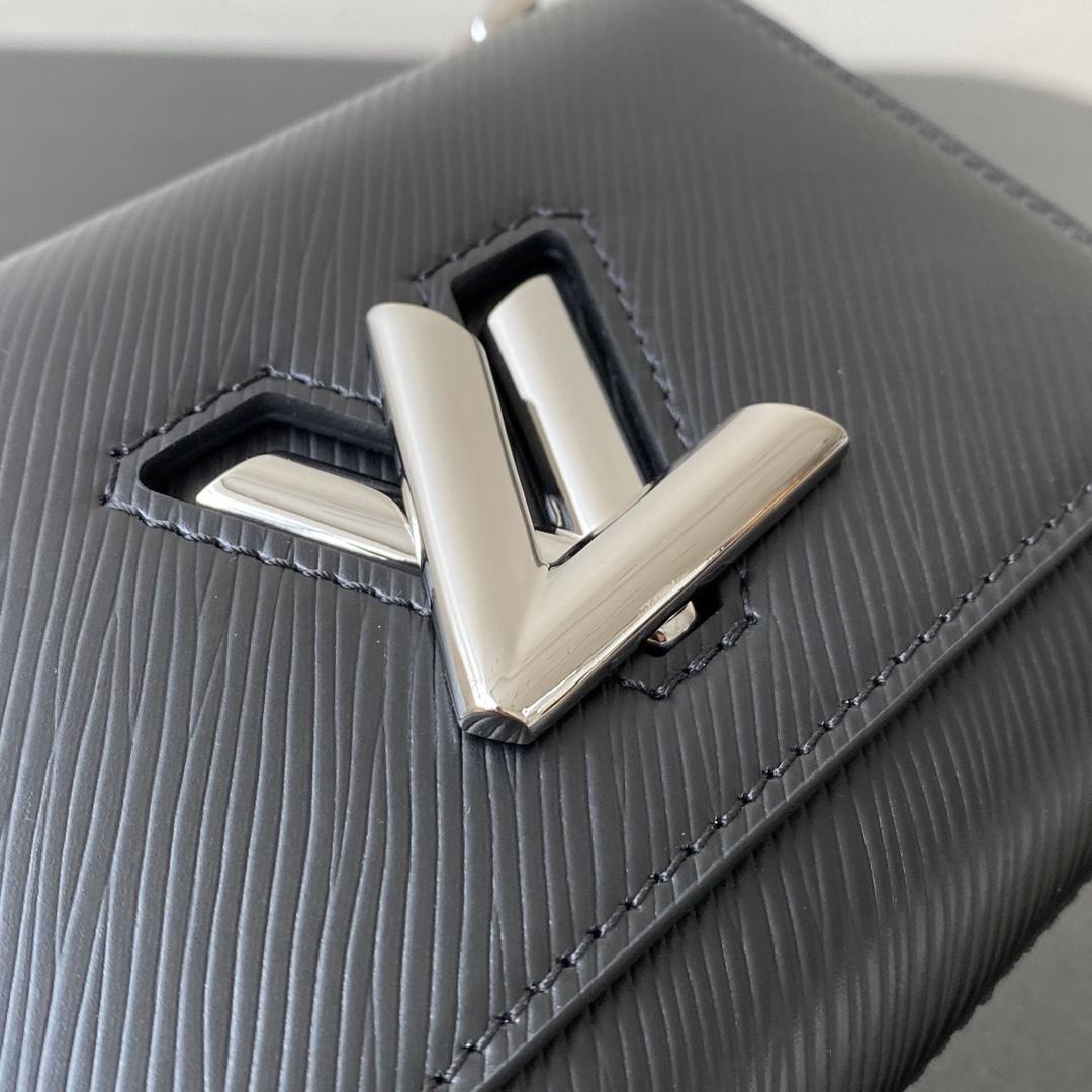 【¥900】LV包包批发 2020早春twistmini50275 可变式链条手柄可以斜背也可以优雅肩背