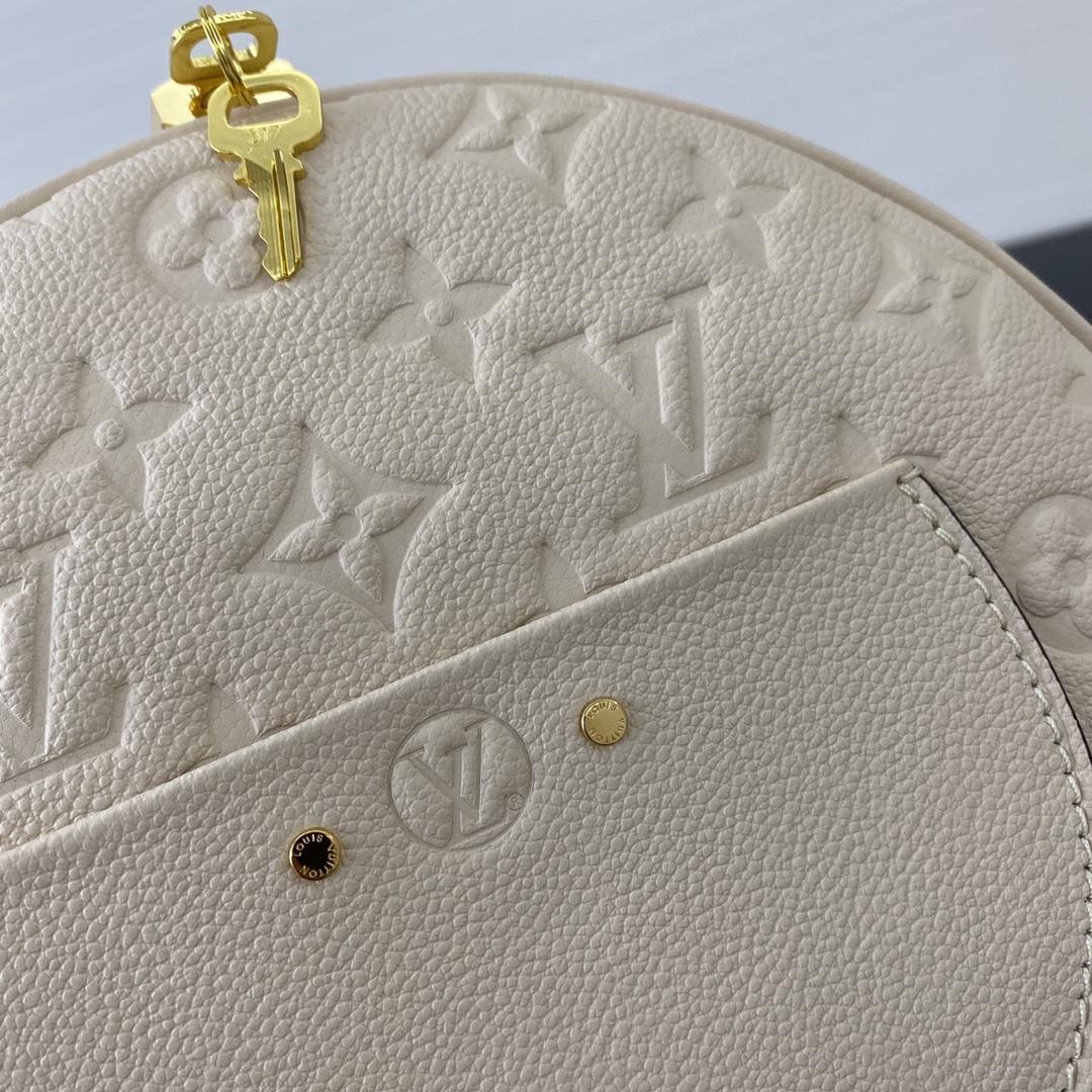 【¥1000】路易威登包包 实力热门款帽箱包43512 进口牛皮非常柔软舒适