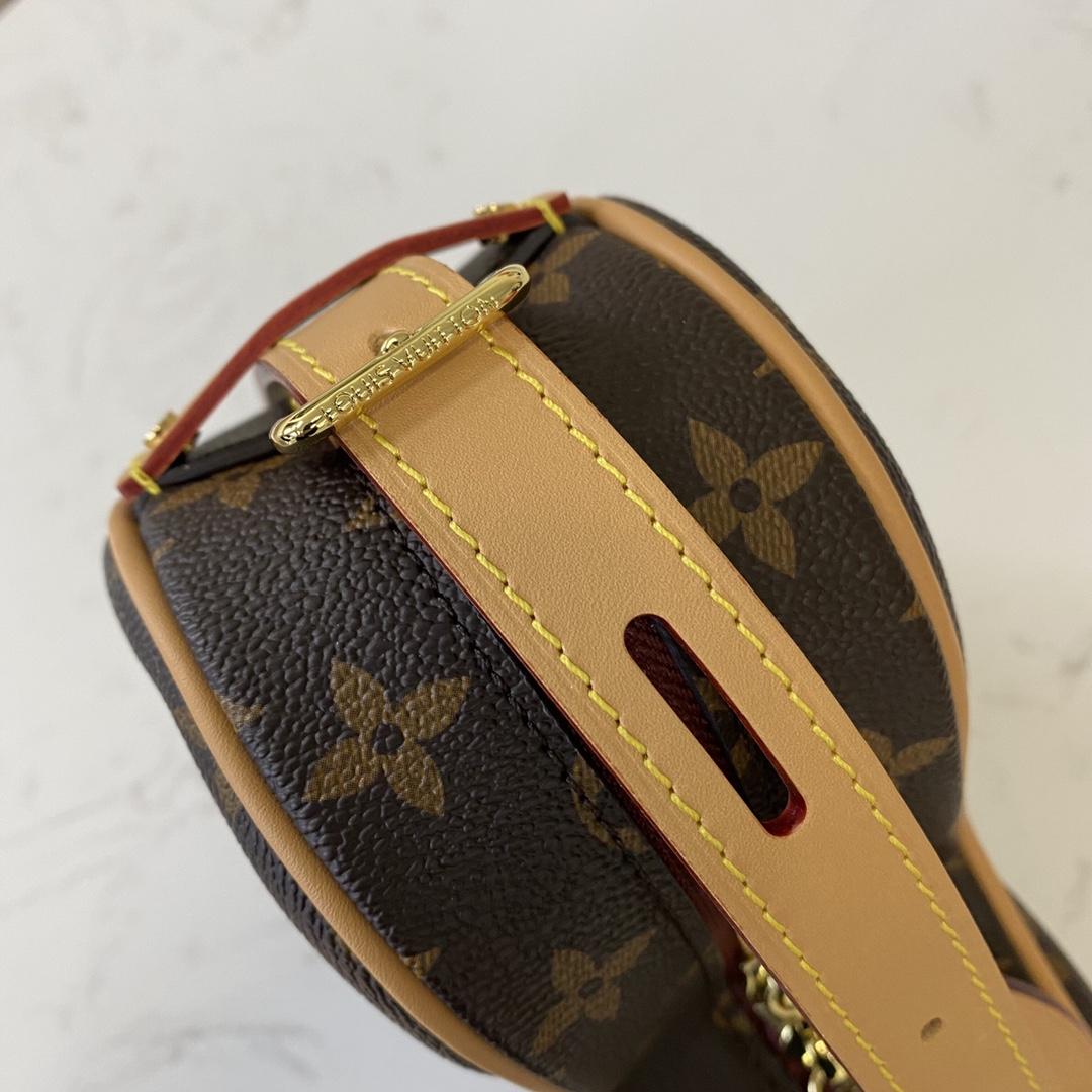 【¥1100】LV爆款 心形包43509 俏皮可爱 时尚魅力