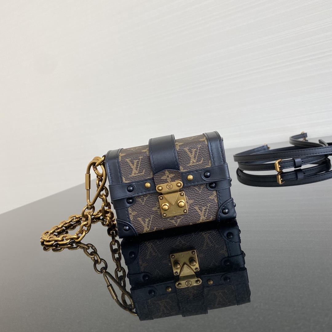 【¥680】驴家mini小箱包大号44186 经典复古带点小可爱 可手拎肩背