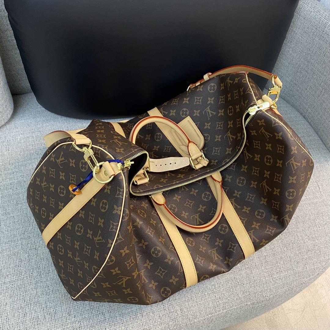 【¥1650】LV经典旅行袋55cm41414 都市时尚 经典魅力