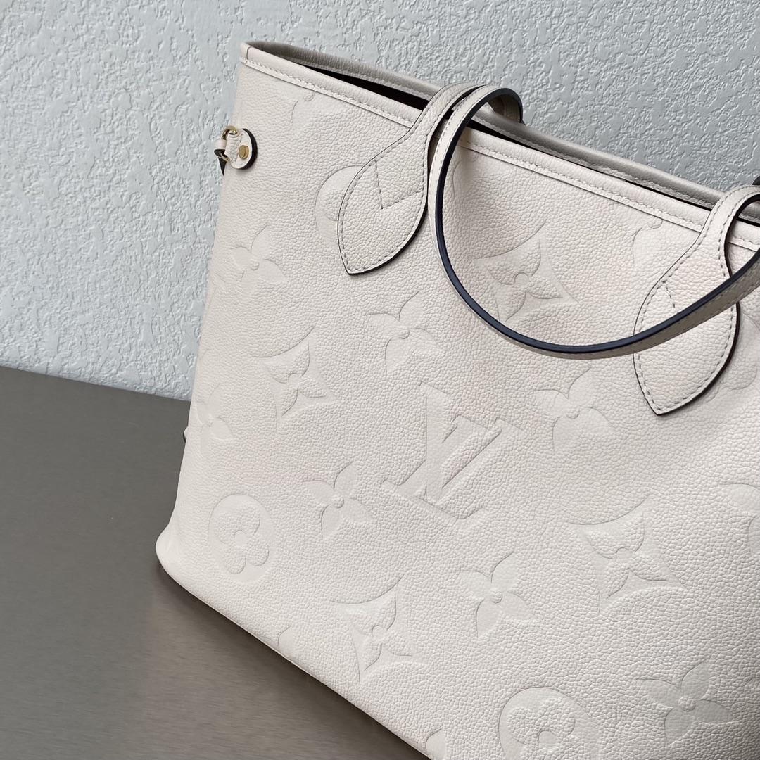 【¥1500】驴家Neverfull全皮包包45685 大容量 能装又不娇气 深受女性喜爱的经典款