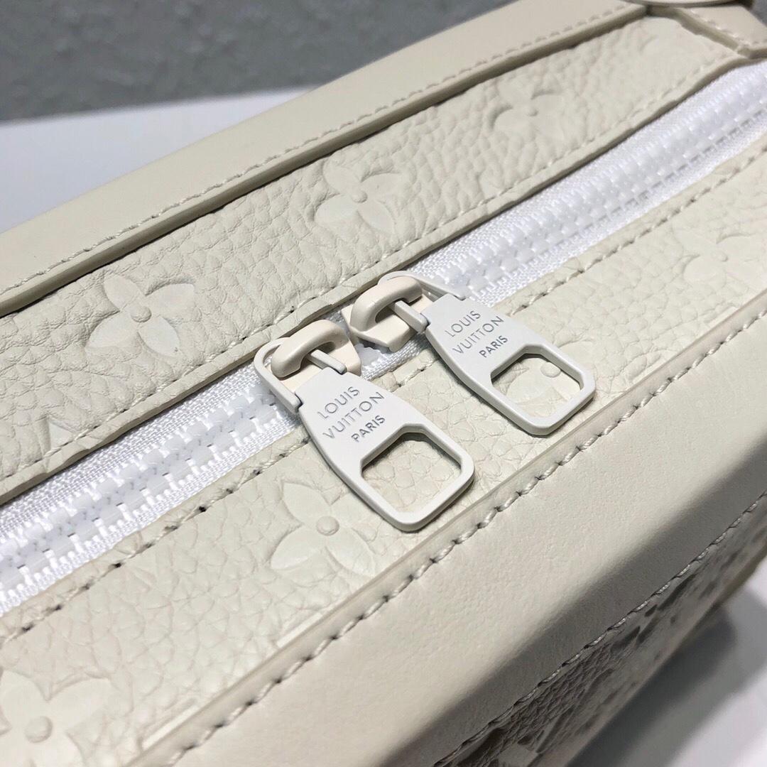 【¥1450】LV男款盒子包44723 超级好看很百搭 低调又洋气又霸气