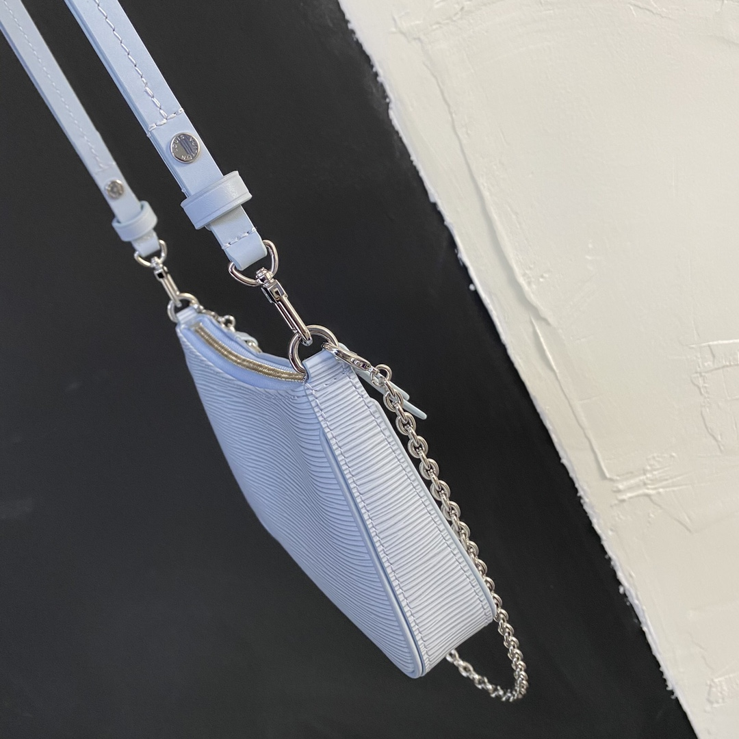 【¥780】LV新款 水波纹腋下包80471 可调节背带 多种背法 超级百搭