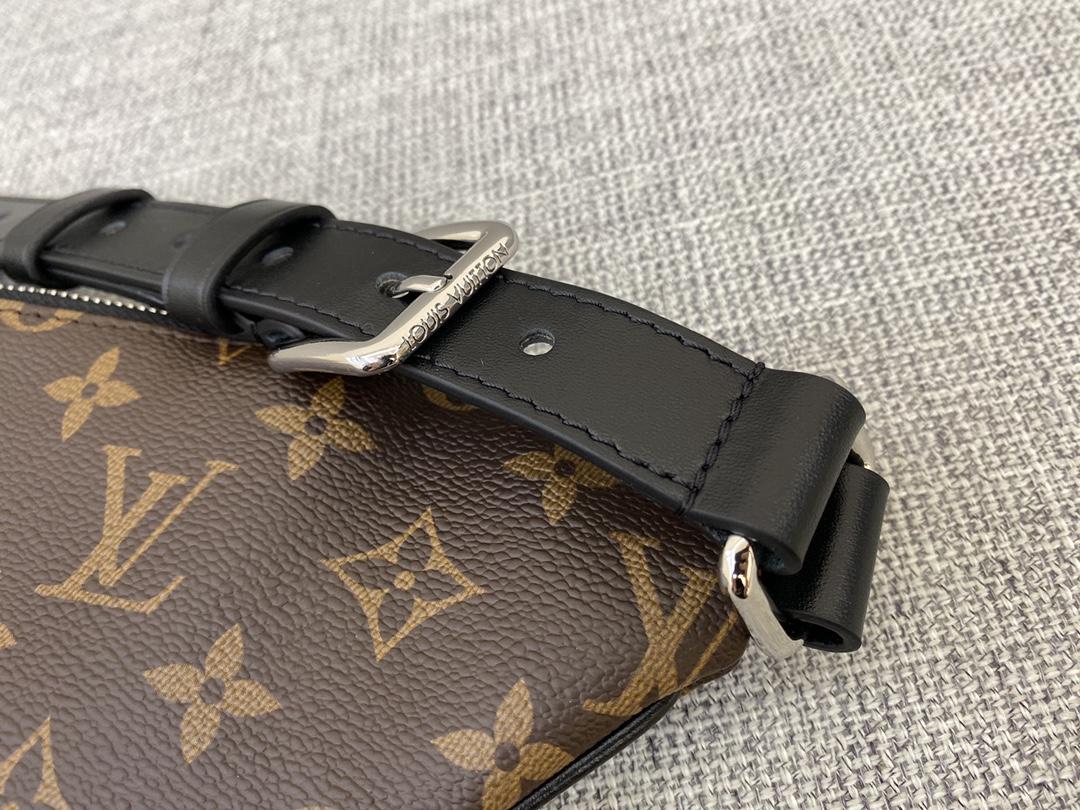 【¥880】LV秋冬最新Bumbag45337 出乎意料的独特设计 帅气跟时尚感都在线