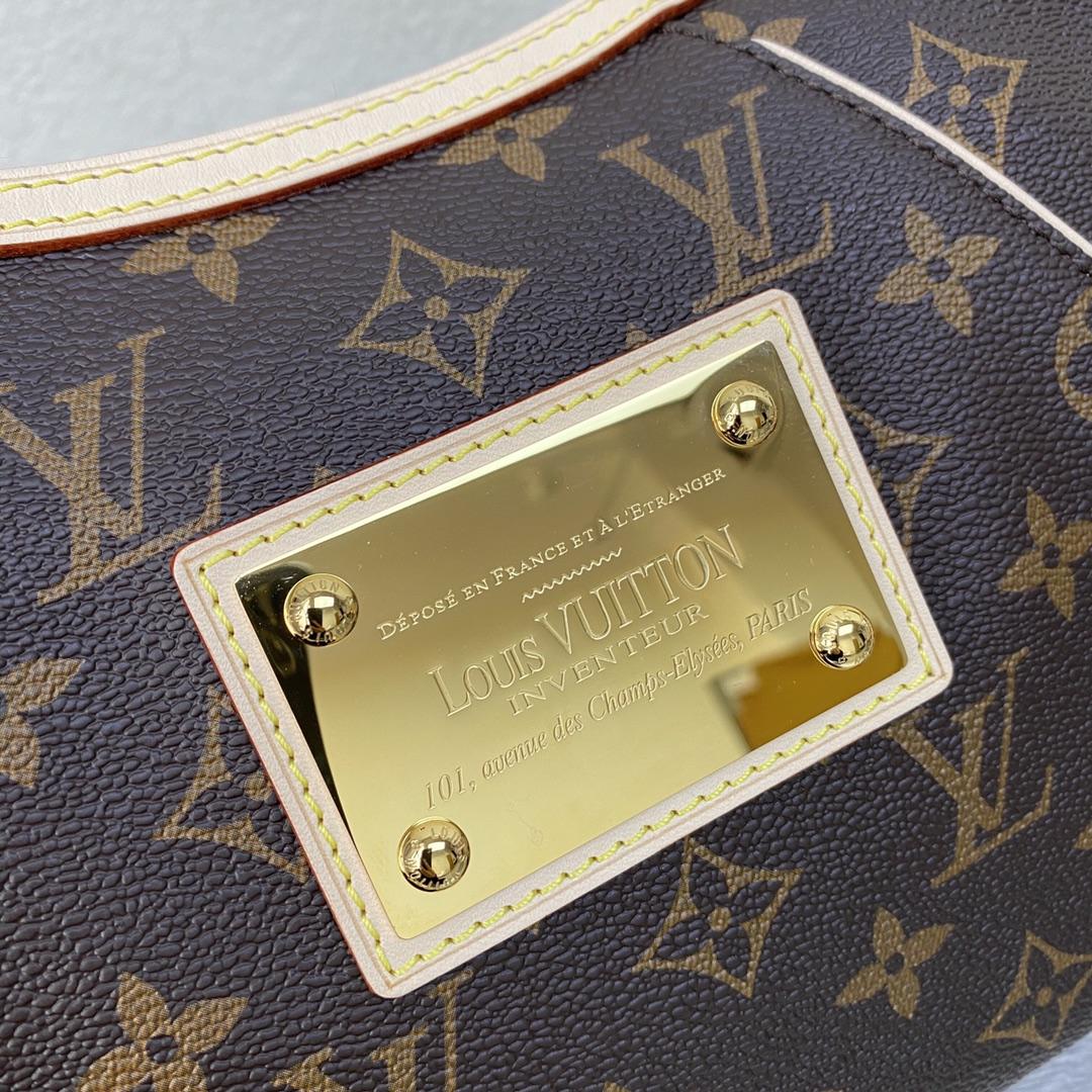 【¥1150】LV中古老花款南瓜腋下包51988 款式特别 绝版的精品