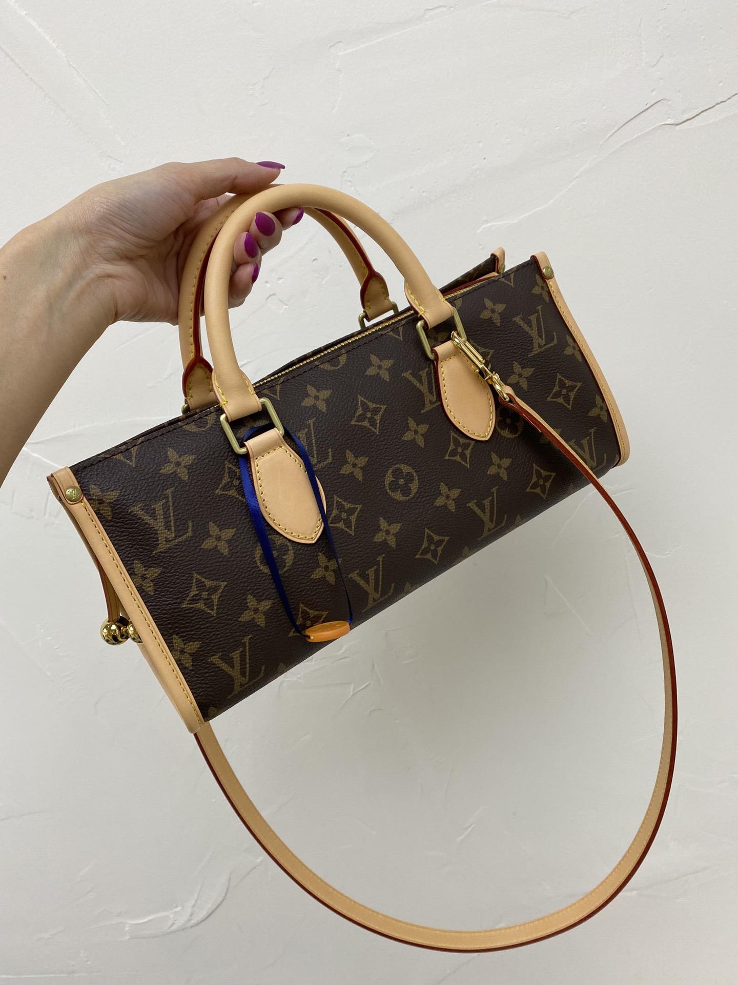 【¥980】LV中古老花款包包41021 经典的包包 绝版的精品 无可挑剔