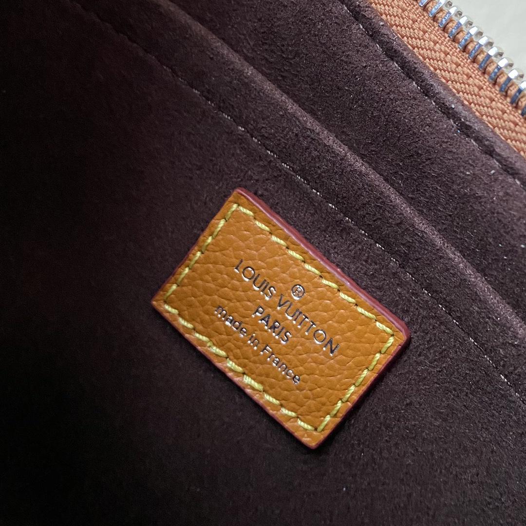 【¥1280】LV新款腋下包MARELLE80689 超俏皮的设计感 好看实用