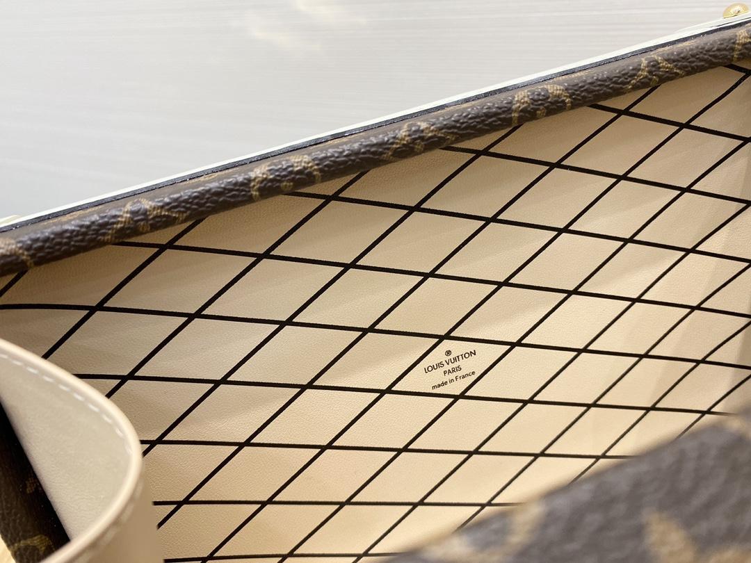 【¥1950】路易威登官网 大号盒子44154 古董艺术 经典品味