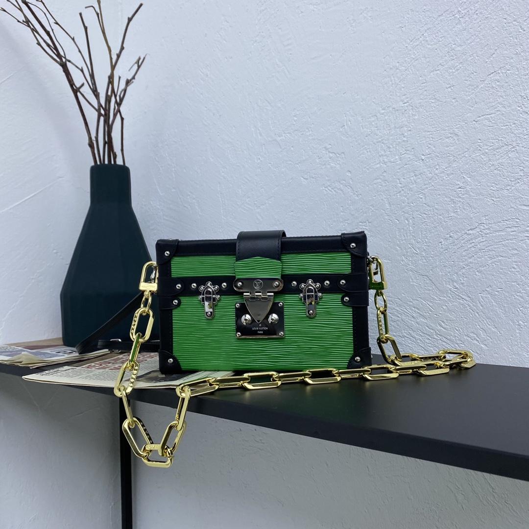 【¥1920】路易威登官网 经典盒子绿色44154 古董艺术 经典品味
