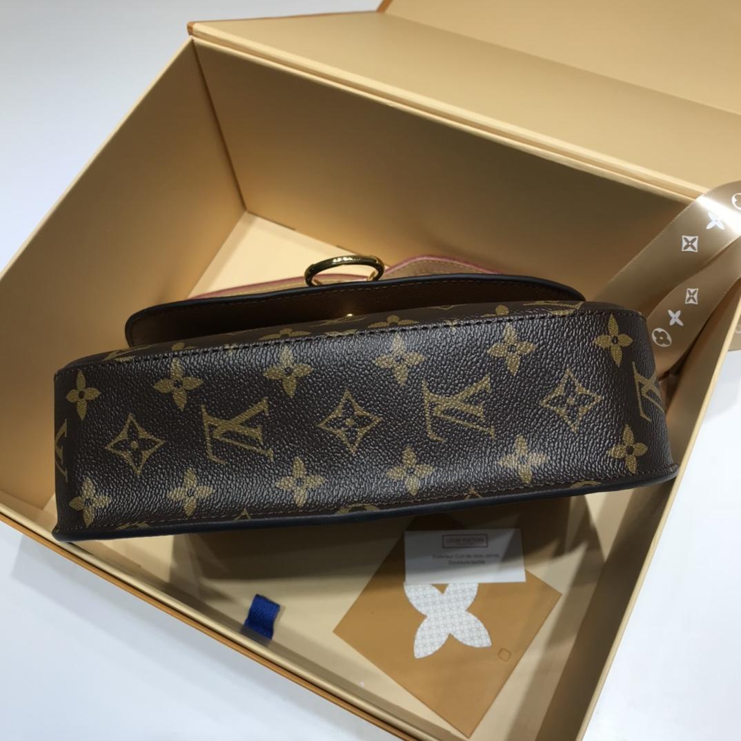 【¥900】【中古老花款】[马鞍包][大号] 中古包都是非常经典的包包  25×7×21cm41982