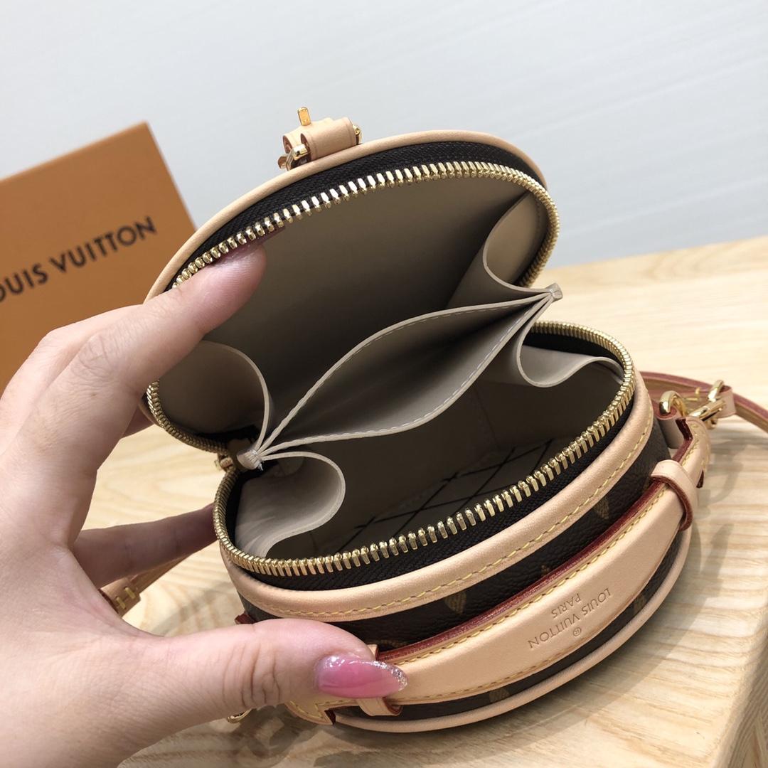 【¥950】【mini小圆饼】 太可爱啦 完全被Q到 喜欢到不买不行的那种   尺寸:13×6×12cm 43520